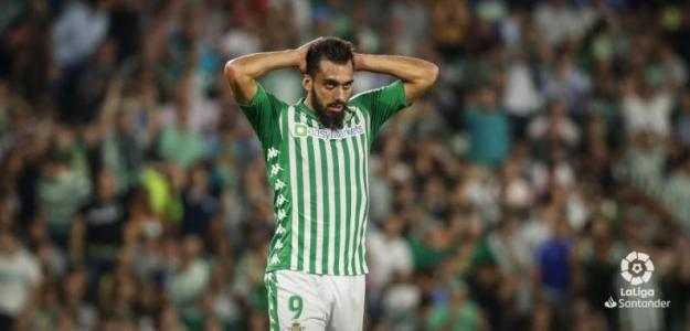 El fichaje de Borja Iglesias que más interesa al Valencia