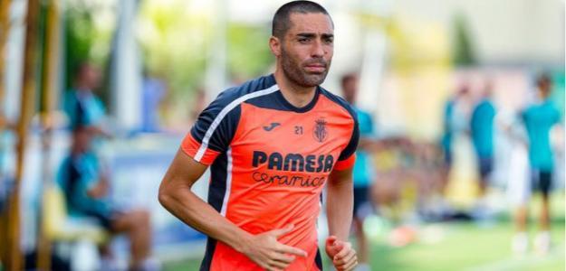 ¿Qué le sucede a Bruno Soriano?. Foto: ElDesmarque