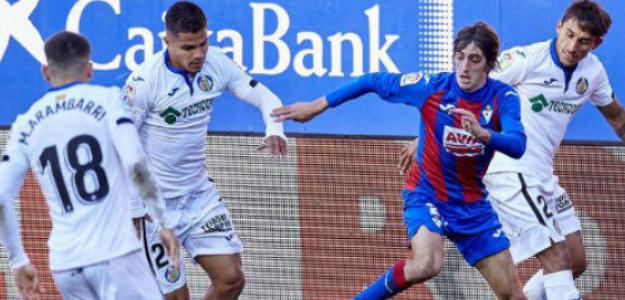 """La esperada explosión de Bryan Gil en la SD Eibar """"Foto: Estadio Deportivo"""""""