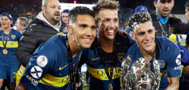 """Boca Juniors avanza para cerrar la renovación de otro jugador clave """"Foto: Pinterest"""""""