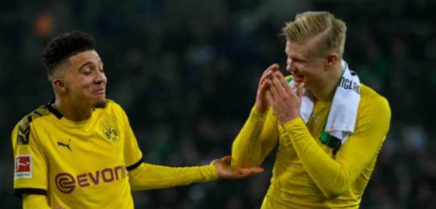"""""""Los cinco futbolistas con mayor valor de mercado de la Bundesliga. Foto: Getty Images"""""""