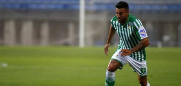 Víctor Camarasa llega al Alavés / Realbetisbalompie.es