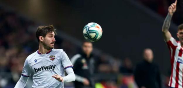 """José Campaña es el nombre elegido por el Atlético de Madrid """"Foto: SportMob"""""""