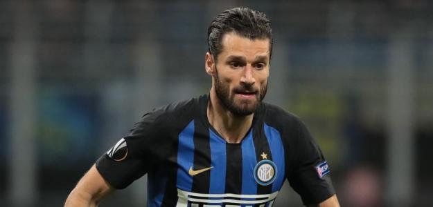 Candreva a punto de dejar el Inter de Milán / Sky.com