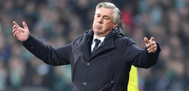 Carlo Ancelotti, entrenador del Nápoles. Foto: Youtube.com