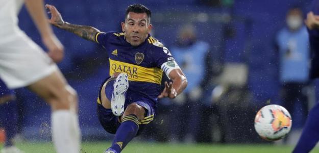 Carlos Tévez y su posible retirada de Boca Juniors