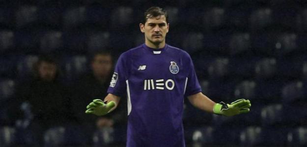 Casillas no descarta volver a los terrenos de juego. Foto: El País