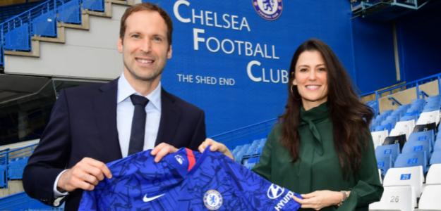 Petr Cech, nuevo directivo del Chelsea FC / Chelsea FC