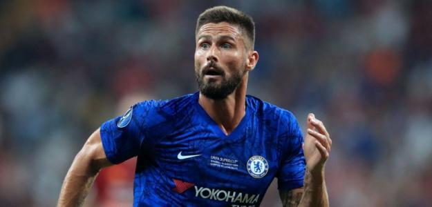 Chelsea e Inter acuerdan el traspaso de Giroud / Skysports