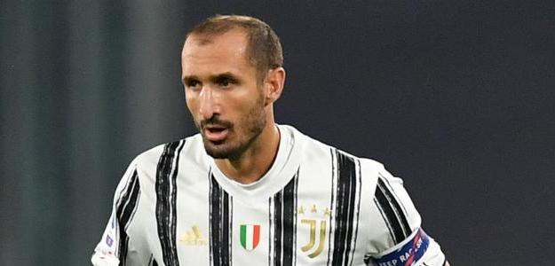 Chiellini renovará un año más con la Juventus. Foto: Getty