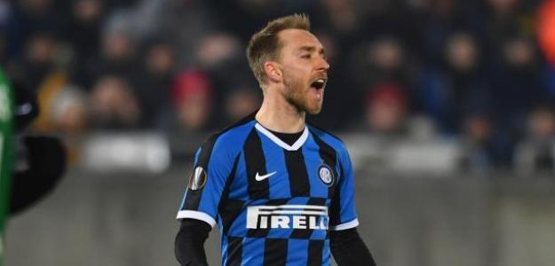 Christian Eriksen valorará si puede volver a jugar al fútbol / Inter.it