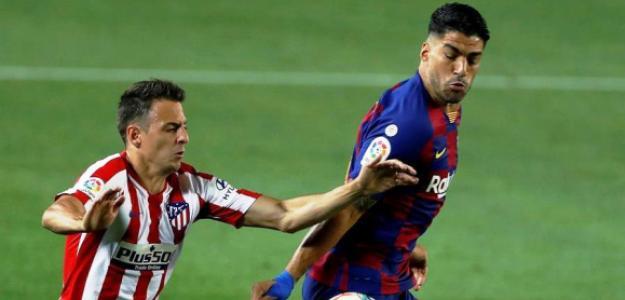 Las cifras del contrato de Luis Suárez con el Atlético. Foto: Ovación
