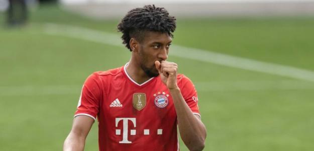 El Liverpool quiere sacar a Coman del Bayern. Foto: Marca