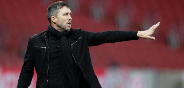 La primera petición de Coudet es una estrella de Boca Juniors