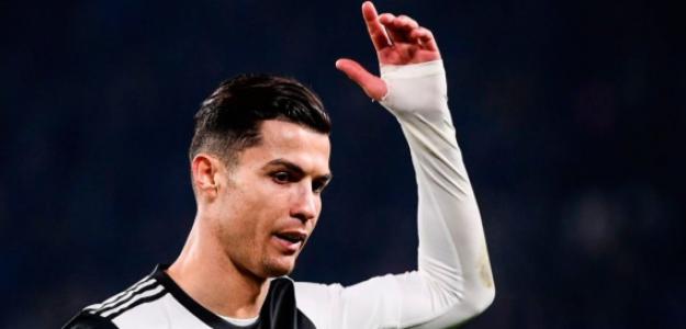 """Continúa el pésimo comportamiento de Cristiano Ronaldo """"Foto: FCB Noticias"""""""