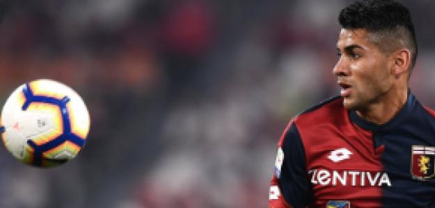"Cristian Romero, el zaguero que interesa a media Liga ""Foto: Transfermarkt"""