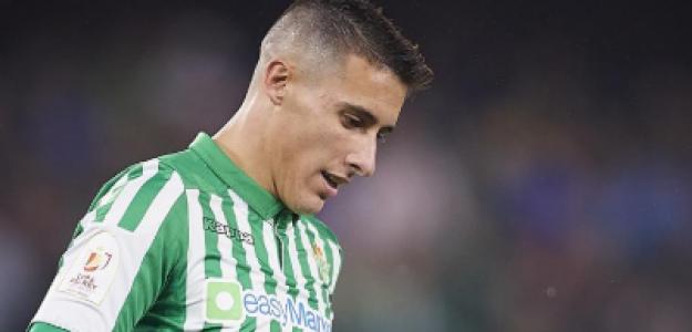 """Cristian Tello acalla las críticas en el Real Betis """"Foto: Mundo Deportivo"""""""