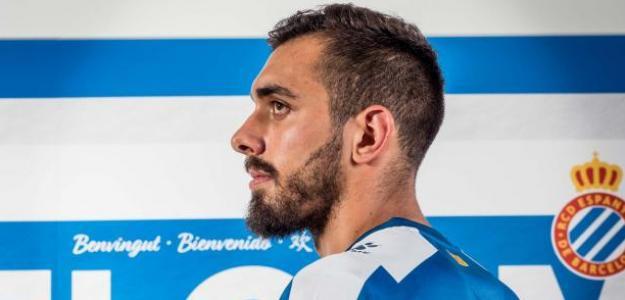 Cuatro sustitutos de garantías para Borja Iglesias en el Espanyol / RCDEspanyol