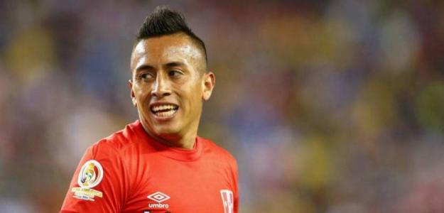 Cueva es uno de los mejores jugadores de Perú | FOTO: PERÚ