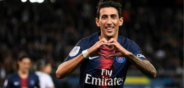 El culpable que desbloqueó la renovación de Di María con el PSG. Foto: Goal.com