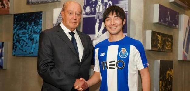 El FC Oporto ficha a Shoya Nakajima del Al Duhail (FC Porto)
