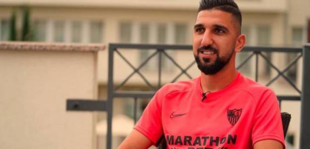 Dabbur tiene el apoyo de la afición del Sevilla / Elcorreoweb.es