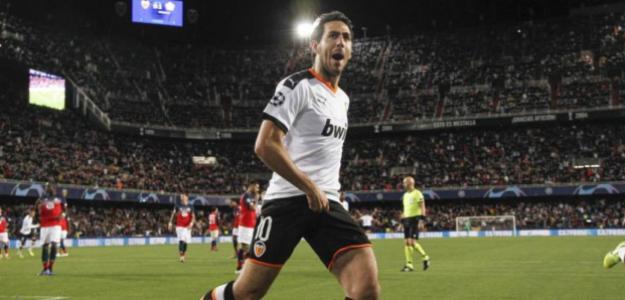 El Sevilla va con todo por Dani Parejo   FOTO: VALENCIA