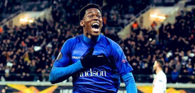 El Lille llega a un acuerdo total por Jonathan David | FOTO: GENT