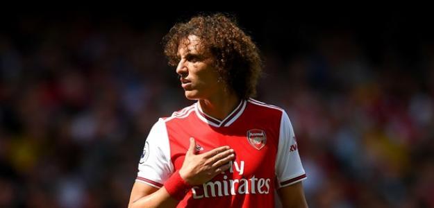 David Luiz no quiere moverse del Arsenal / Directvsports.com