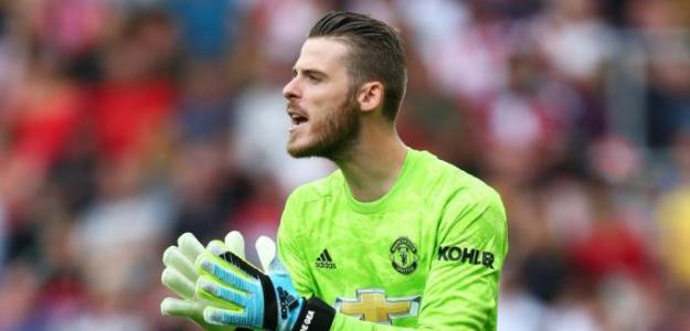 Un nuevo comienzo para David de Gea en el Manchester United