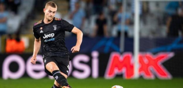 Matthijs de Ligt pide salir de la Juventus de Turín