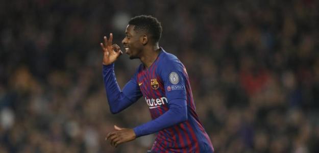 Dembélé, el fiasco hecho futbolista / FCBarcelona.es