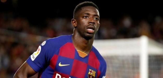 Dembélé rechaza su fichaje por el Manchester United / Foxsports.com