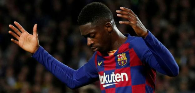 Problemas para el Barça, nadie quiere pagar por Dembélé / Elmundo.es