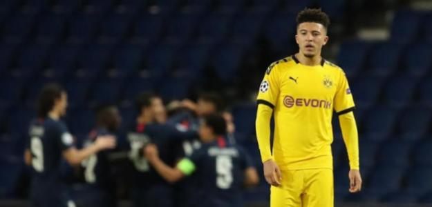¿Por qué ha desaparecido Jadon Sancho de la Bundesliga? Foto: Mundo Deportivo