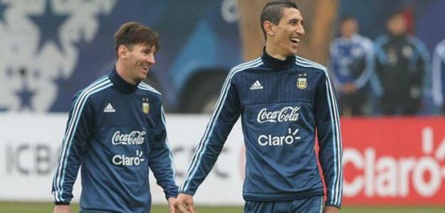Di María intentó sacar a Messi del Barcelona / Depor.com