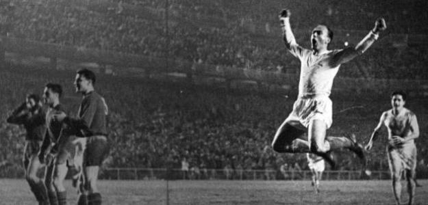 Los cinco mejores argentinos de la historia del Real Madrid