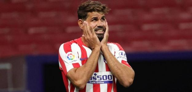 Diego Costa sigue siendo objetivo de un club de la Premier League / Elconfidencial.com