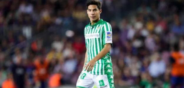 """Diego Lainez o cómo cambiar un partido en tres minutos """"Foto: Los Pleyers"""""""
