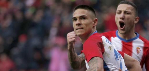 Uros Djurdjevic: goles desde Gijón que llaman a la puerta de Primera