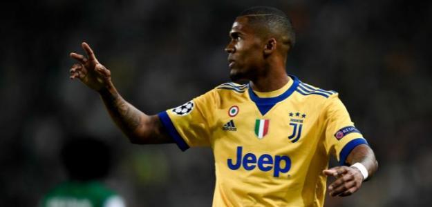 Douglas Costa, entre Madrid, Barça y City / Juventus.com