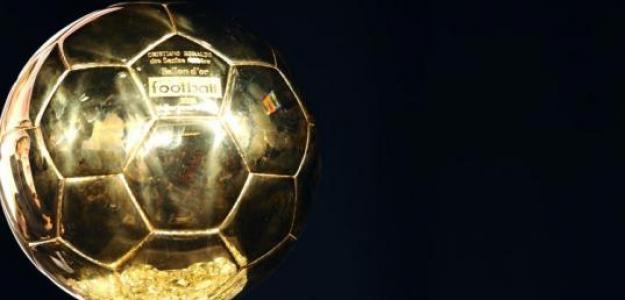 Balón de Oro / Twitter.