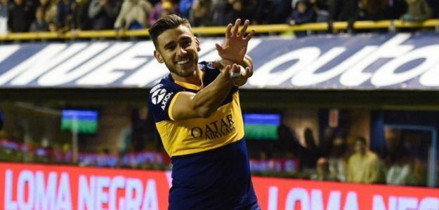 La oferta europea que saca a Eduardo Salvio de Boca Juniors | FOTO: BOCA JUNIORS