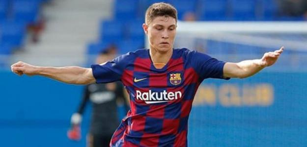 Jorge Cuenca se marcha del Barça