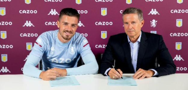 El Aston Villa logra retener a Jack Grealish / Aston Villa