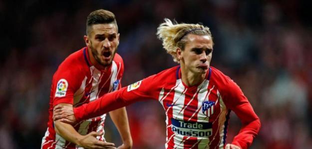 Los cinco mejores delanteros de la historia del Atlético de Madrid