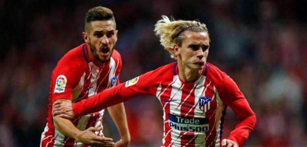 Los tres mejores franceses de la historia del Atlético de Madrid