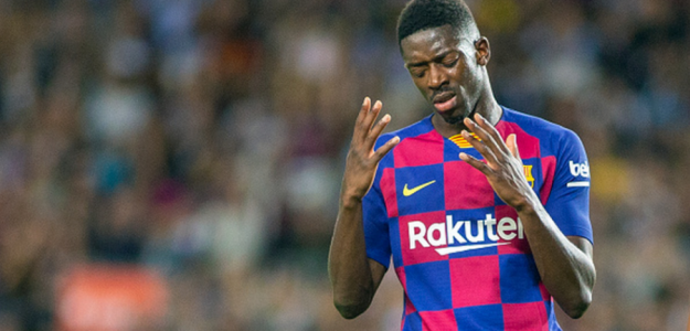 El Barça busca desesperadamente ordenar a Dembélé / Depor.com