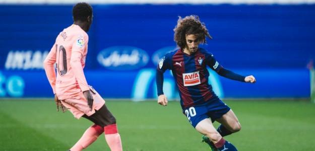 El Barça no lo tiene claro con Cucurella / SDEibar.es