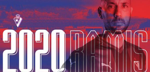 El Eibar renueva a Iván Ramis hasta 2020 / Twitter